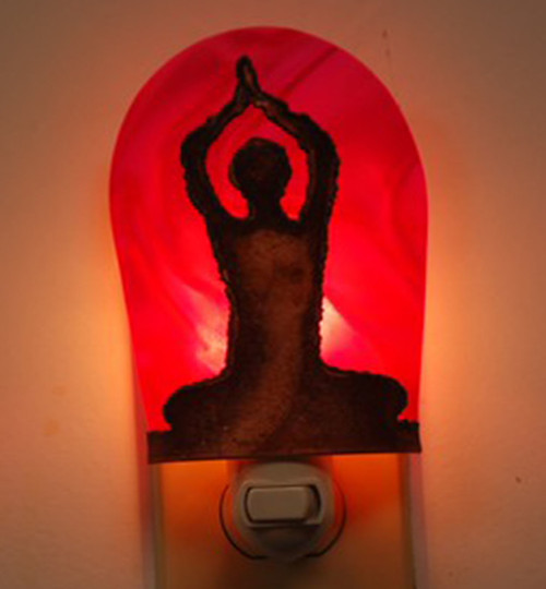 Yoga Night Light