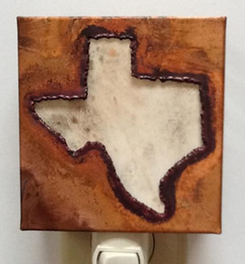 Texas Night Light