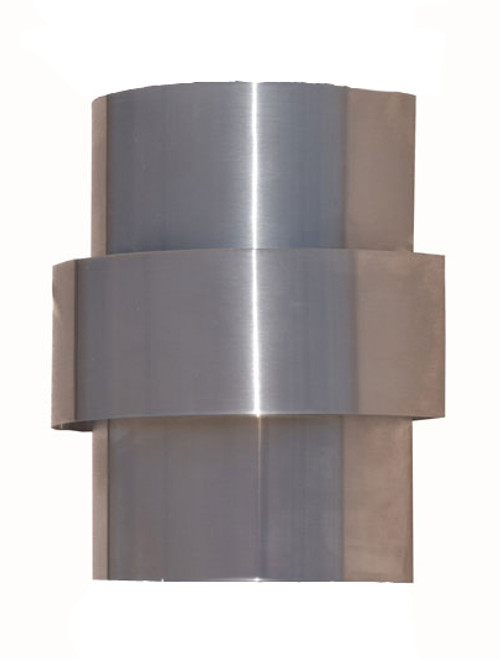 Three Tiered Ziggurat Wall Sconce