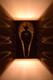 Heart Shaman Wall Sconce Light