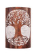 Tree of Life Wall Sconce Light