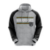 2020 Warriors Authentica Club Heathered Lifestyle Hoodie