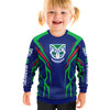 2021 Warriors NRL Ranger Pullover Jumper - Infants