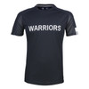 2019 Warriors Classic Performance Tee Black - Mens