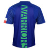 2019 Warriors Classic Performance Tee Blue - Mens