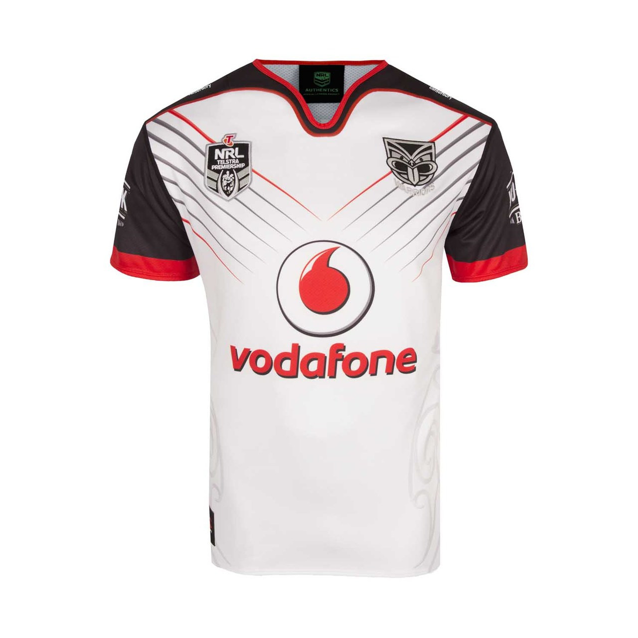 check out 4680f 44e7e 2018 Vodafone Warriors CCC Away Jersey - Adults