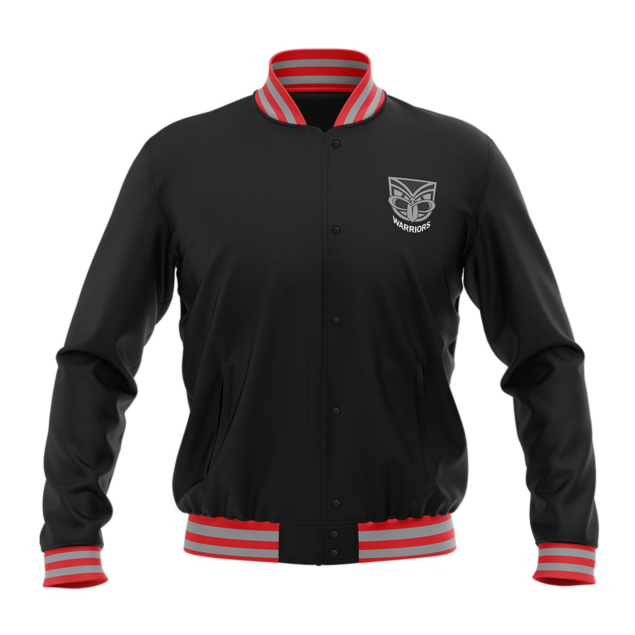 reputable site de399 36615 2019 Warriors Classic Club Varsity Jacket - Mens