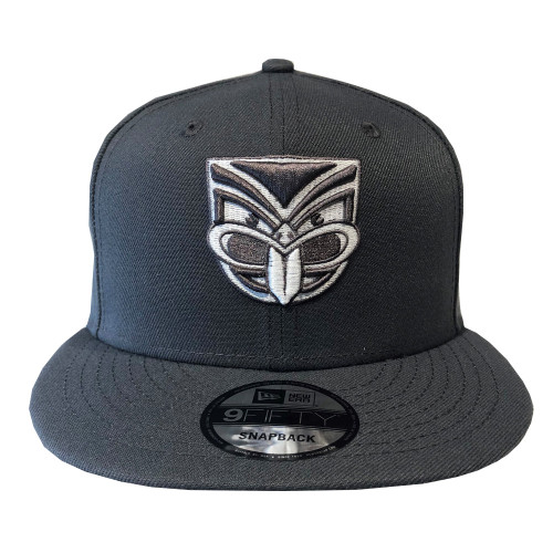 2019 Warriors New Era 950 Culture Collection Cap - Dark Graphite