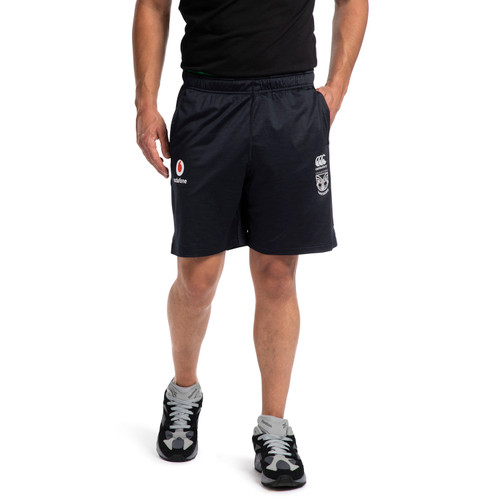 2020 Vodafone Warriors CCC Training Knit Gym Shorts