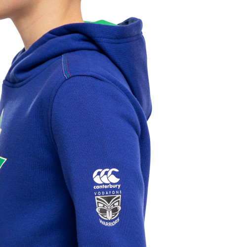 2020 Vodafone Warriors CCC Game Day Hoodie - Kids