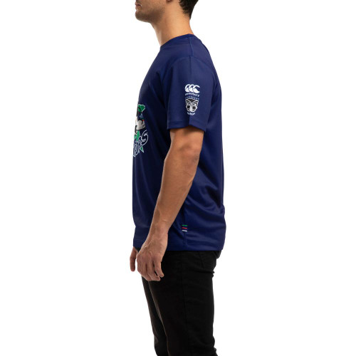 2020 Vodafone Warriors CCC Game Day Tee - Adults
