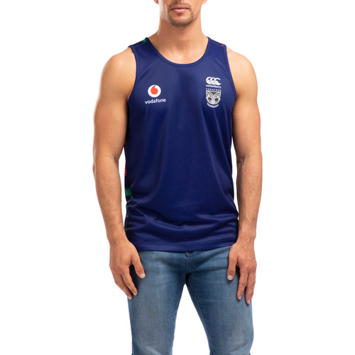 2020 Vodafone Warriors CCC Training Singlet