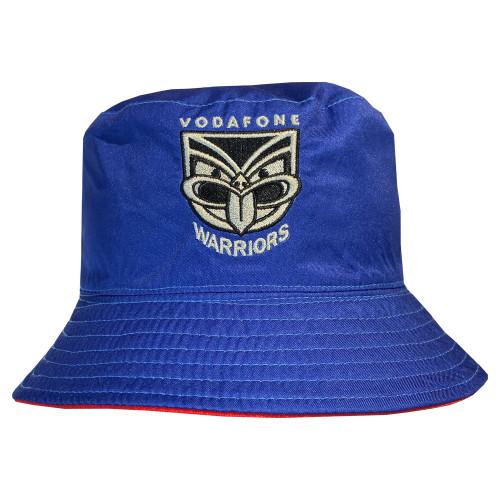 2020 Vodafone Warriors CCC Reversible Bucket Hat