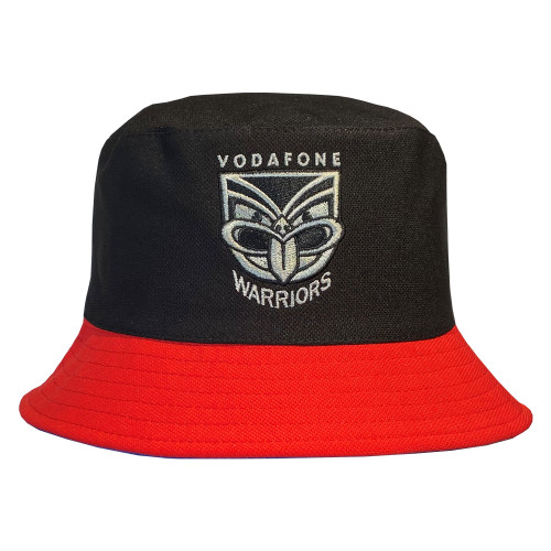 2020 Vodafone Warriors CCC Reversible Bucket Hat