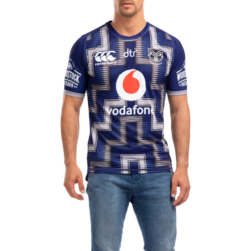 2020 Vodafone Warriors CCC Training Drill Top - Adults