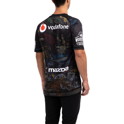 2020 Vodafone Warriors CCC Nines Jersey - Kids