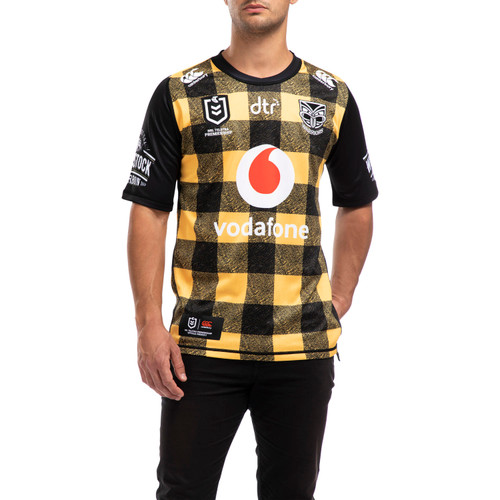 2020 Vodafone Warriors CCC Wellington Jersey - Adults