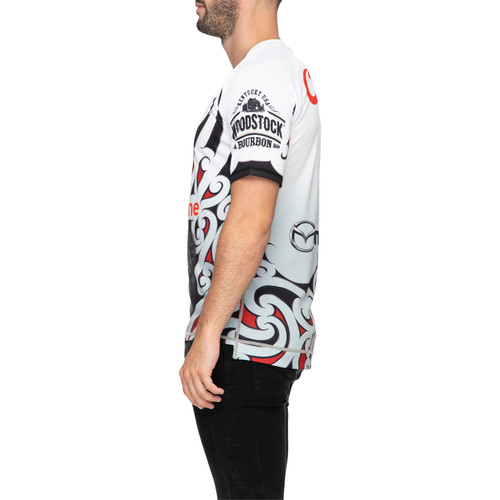 2020 Vodafone Warriors CCC Indigenous Jersey - Adults