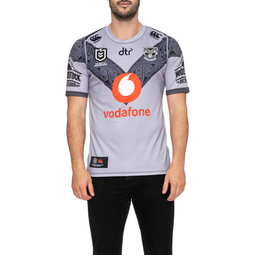 2020 Vodafone Warriors CCC Te Mangopare Alternate Jersey - Adults