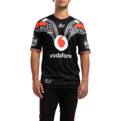 2020 Vodafone Warriors CCC Away Jersey - Adults