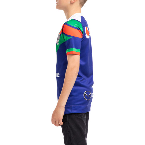 2020 Vodafone Warriors CCC Home Jersey - Kids