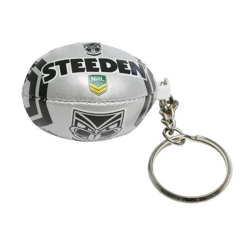 Warriors Supporter Ball Keyring