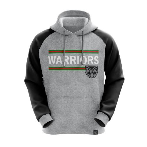 2020 Warriors Authentica Club Heathered Lifestyle Hoodie
