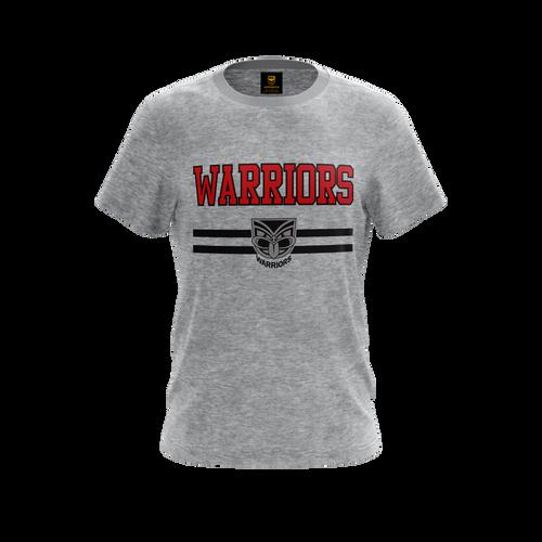 2020 Warriors Authentica Heathered Lifestyle Tee - Infant