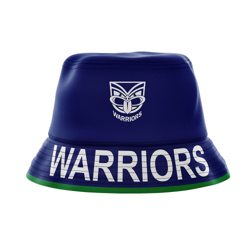 2020 Warriors Authentica Two Tone Bucket Hat