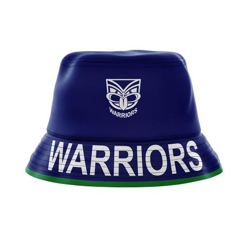 2020 Warriors Authentica Two Tone Bucket Hat