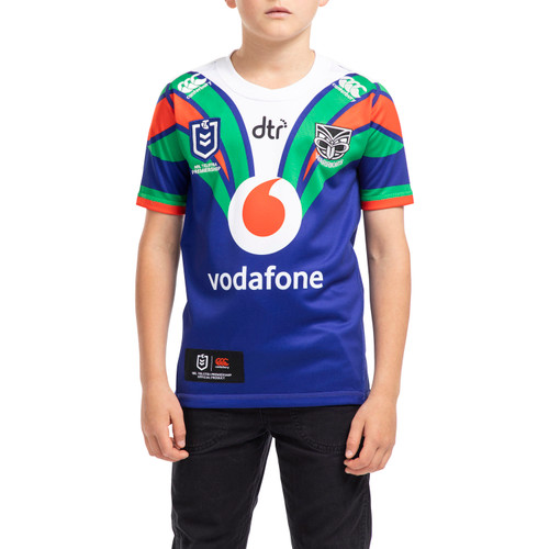 2020 CCC Vodafone Warriors Home Supporter Pack - Kids