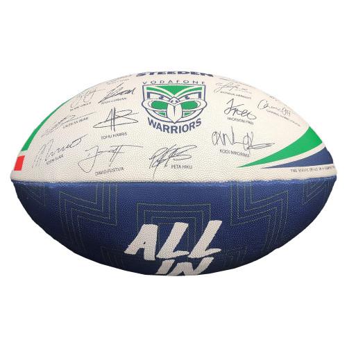 2020 Warriors Signature Ball