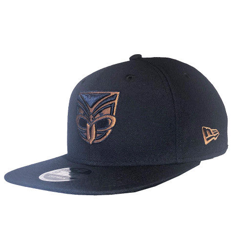 2020 Warriors New Era 950 Flat Peak Cap - Navy