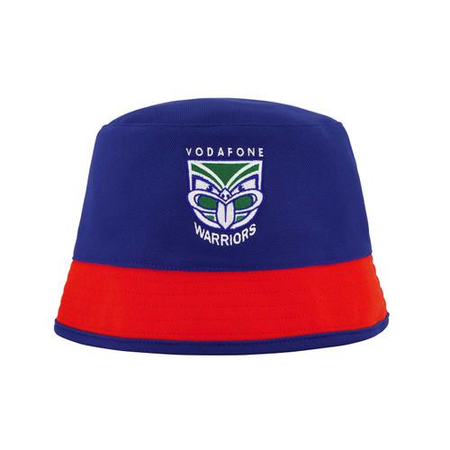 2021 Vodafone Warriors CCC Reversible Bucket Hat