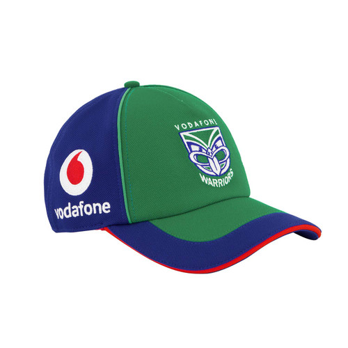 2021 Vodafone Warriors CCC Training Cap - Adults