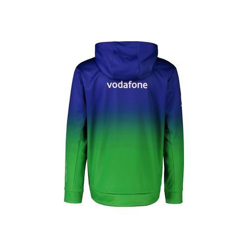 2021 Vodafone Warriors CCC Training Zip Thru Hoodie