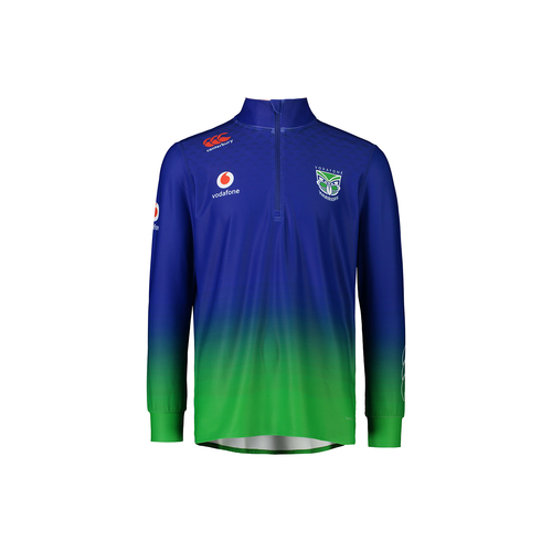 2021 Vodafone Warriors CCC First Layer Fleece