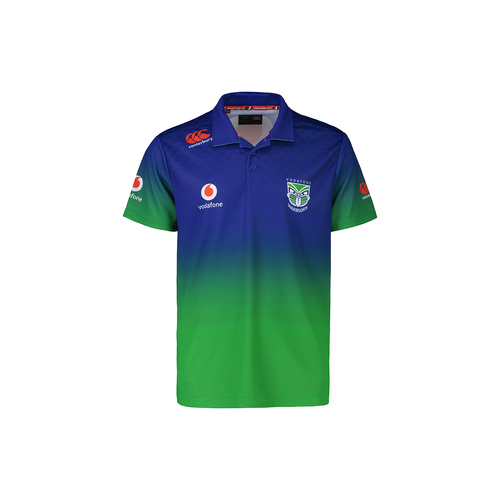 2021 Vodafone Warriors CCC Training Polo