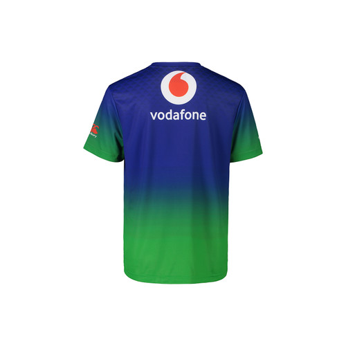 2021 Vodafone Warriors CCC Training Tee