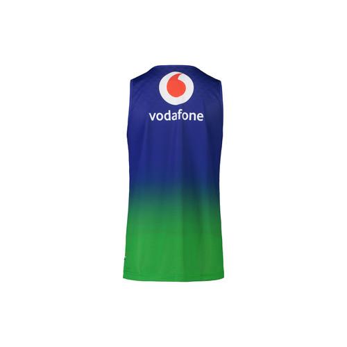 2021 Vodafone Warriors CCC Training Singlet