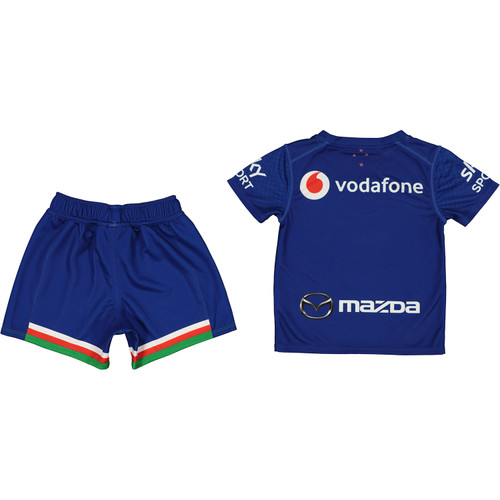 2021 Vodafone Warriors CCC Home Set - Infants