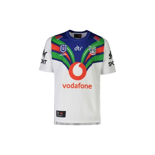 2021 Vodafone Warriors CCC Away Jersey - Adults