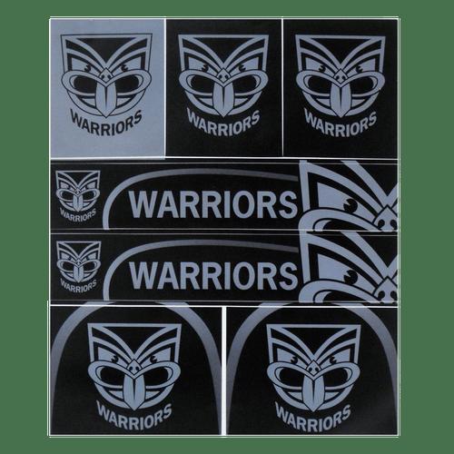 Warriors Club Sticker Sheet