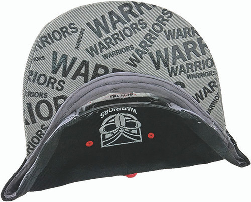 Warriors Insignia Flatpeak Cap