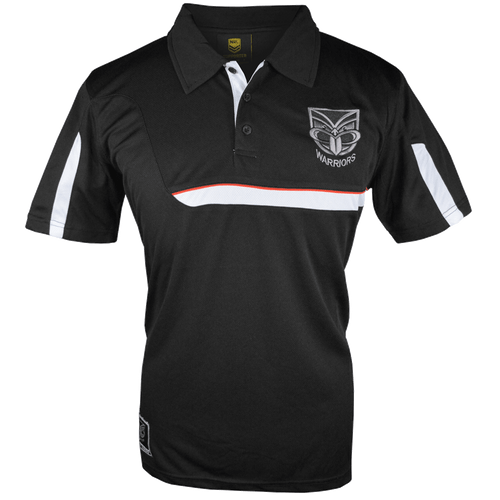2015 Warriors Classic Polyester Polo