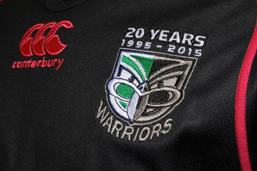 2015 Vodafone Warriors Women in League Jersey - Womens