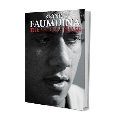 The Second Phase by Sione Faumuina - Limited Edition Signed Copy
