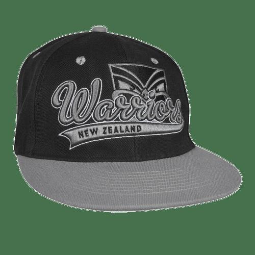 2016 Warriors Junior Flat Peak Cap