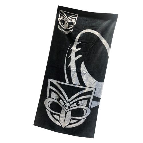 Warriors Beach Towel