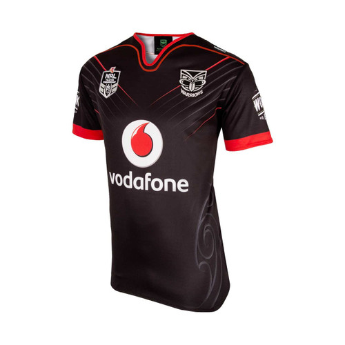 2018 Vodafone Warriors CCC Home Jersey - Adults